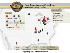 OEM's Drew Manufacturing