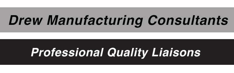 Drew Manufacturing Consultants